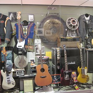 Some items in museum
