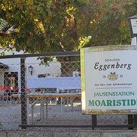 """Jausenstation """"Moaristidl"""""""