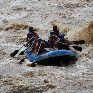 Padas River rafting