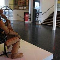 Entrance of  Fotomuseum/GEM