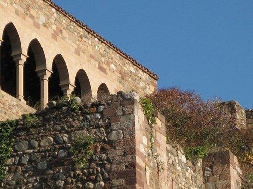 Castle of Vallparadis
