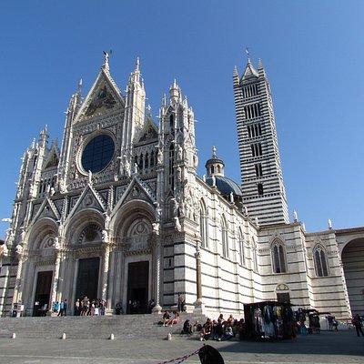Siena's Cathedrale di Santa Maria
