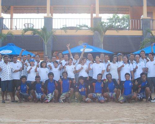 The Bali Jet Set Team!