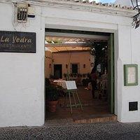 Restaurante La Yedra en Carmona