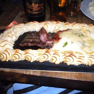 piatto unico con carne