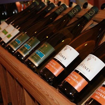 Wines of Strewn Winery