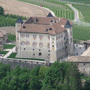 Esterno di Castel Thun