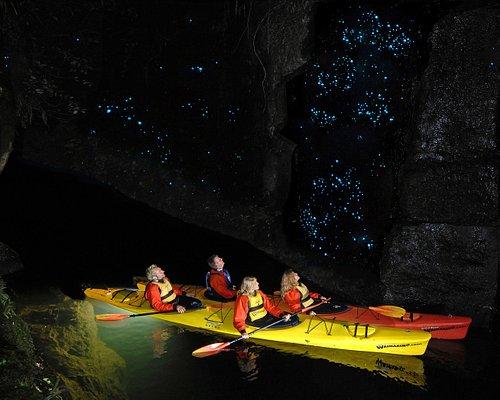 Lake McLaren Glow-worm Kayak Tour
