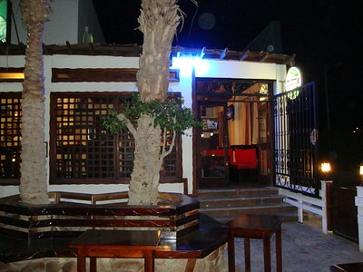 The best bar in Sharm