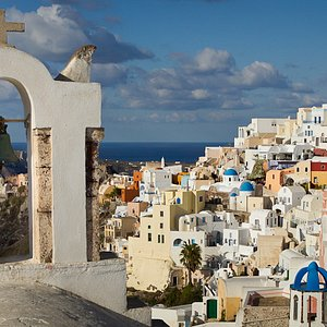 The Town of Oia