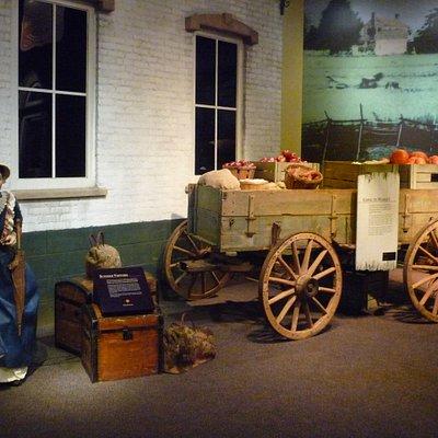 Upcountry History Museum Exhibit