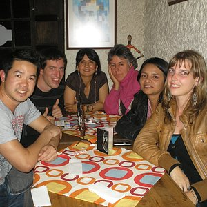 Bogota language exchange