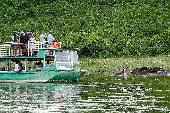 Provided by: Uganda Wildlife Authority