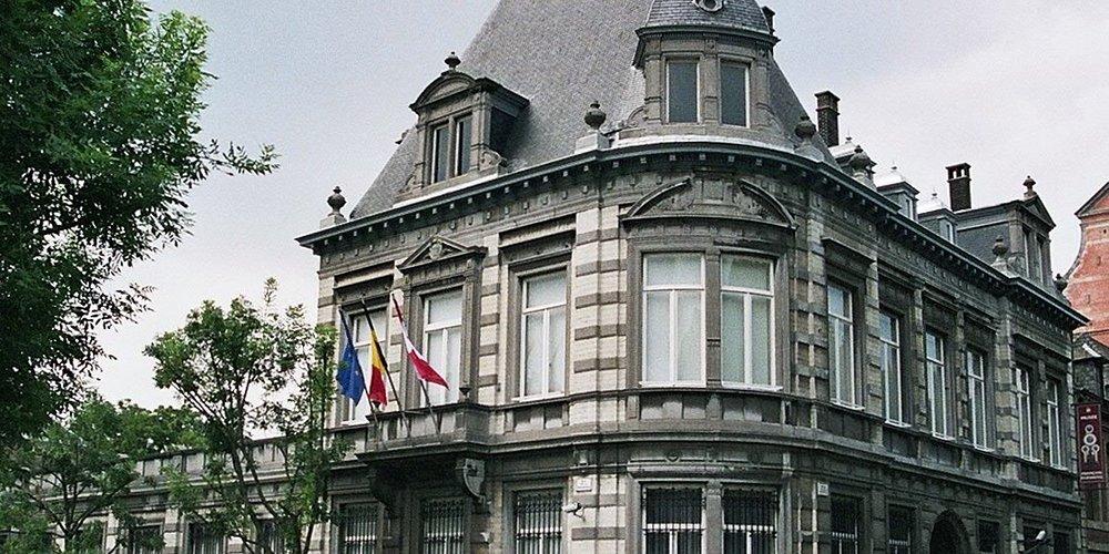 Vue extérieure du musée François DUESBERG Arts décoratifs 1775-1825
