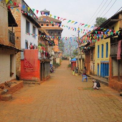Nuwakot Bazaar, Nepal