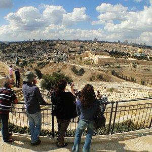 Jerusalem orientation