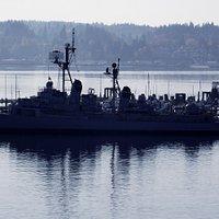 USS Turner Joy 11/11/11