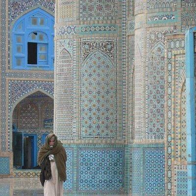 Hazrat Ali shrine (Blue Mosque), Mazar-e Sharif