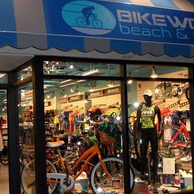 Bikeworks Beach and Sports (the shop)
