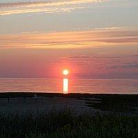 Best Sunset on Cape Cod
