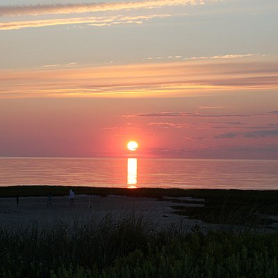 Best Sunset on Cape Cod