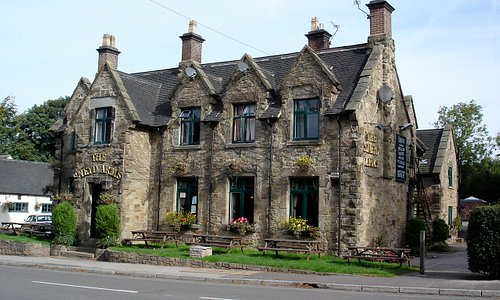Sneyd Arms: my old University watering hole.