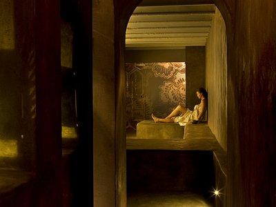 Arab baths in Barcelona - Rituels d'Orient