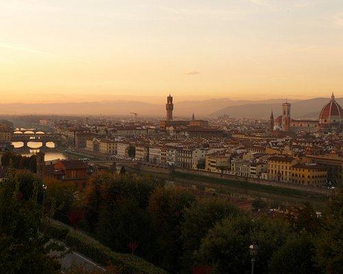 Tuscany ( Florence sunset )