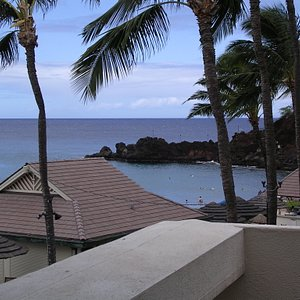 Maui sheraton - Black Rock