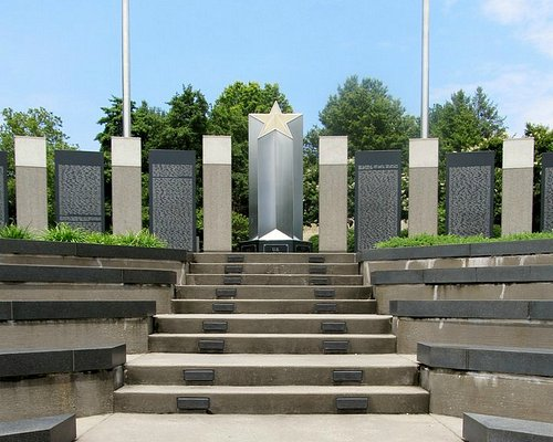 WWII Memorial in Annapolis Md