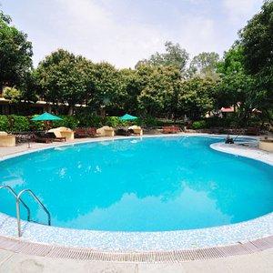 Infinity resorts Corbett Pool View