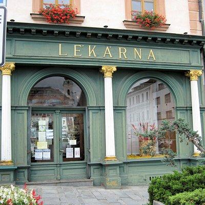 Historische Apotheke in Klattau (Führung)