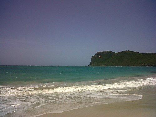 Sandy Beach, Vieux-Fort, St Lucia