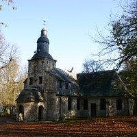 The lovely church