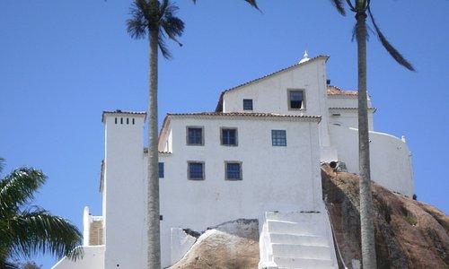 O convento.