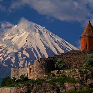 Kloster Goshavank am Ararat