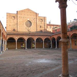 S.Maria dei Servi (BO) -facciata