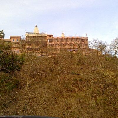 The Mansa Devi Temple
