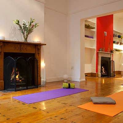Enjoy a special time out in the beautiful yogastudio YOKAI