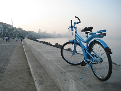 Bicycle Tour, the best way to experience Marine Drive!