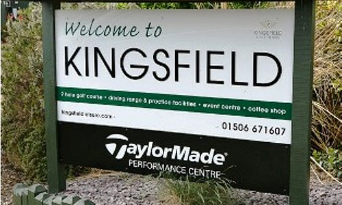 Welcome to Kingsfield Golf Centre