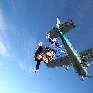 Jump from 14,000ft!