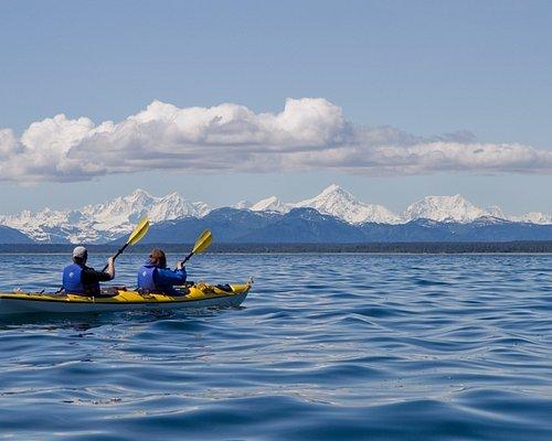 Kayaking. Photo: Kaylyn Messer