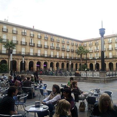 Die Plaza Nueva