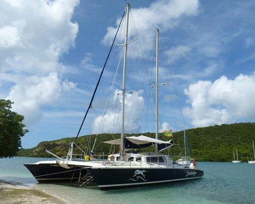 Shadowfax catamaran