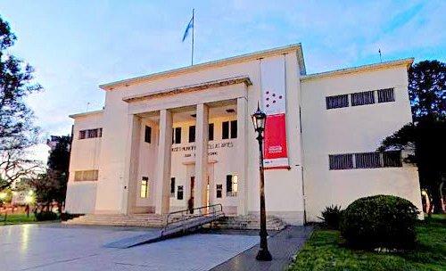 Museo Castagnino, desde su ingreso