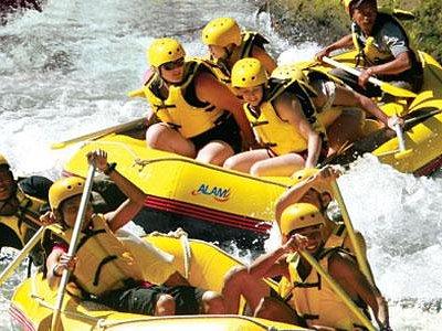 Bali Amazing Rafting