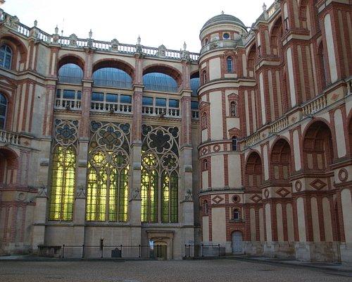 Chapelle St Louis XIV