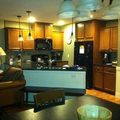 kitchen Wintergreen