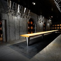 Pillitteri's one of a kind barrel cellar